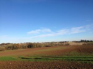 Beautiful English countryside :)