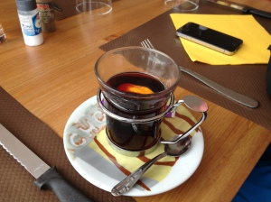 Vin Chaud, the glue that sticks this mountain together