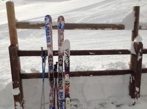 mes skis