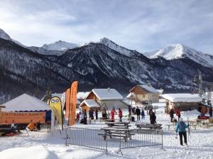 The ski de fond festival